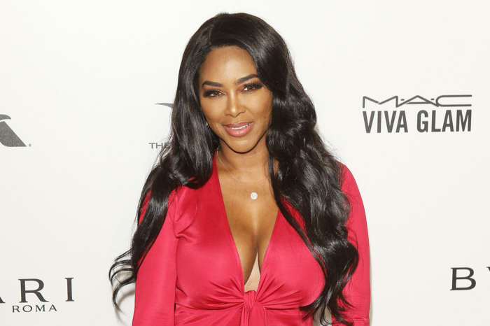 Kenya Moore Opens Up About The Way Motherhood Has Changed Her