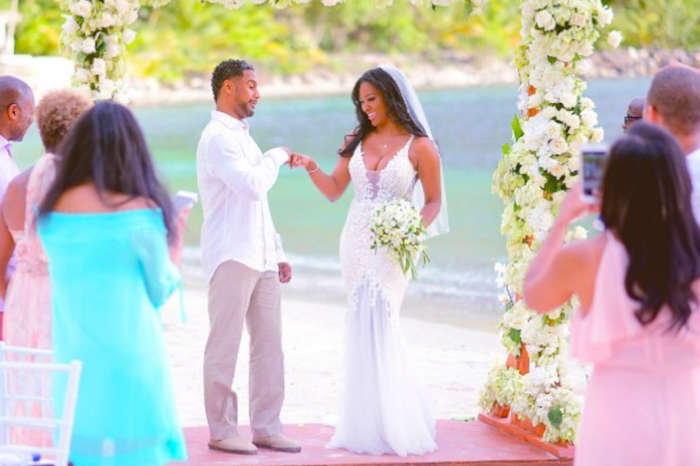 Kenya Moore Addresses The Split From Marc Daly And Reveals How They Could Solve Their Problems