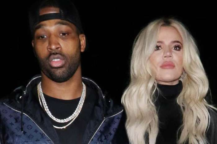 Khloe Kardashian Seemingly Addresses Her Relationship Status After Tristan Thompson Gives Her A Diamond Ring In KUWK Trailer