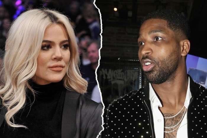 KUWK: Are Tristan Thompson's Flirty Messages Getting To Khloe Kardashian?