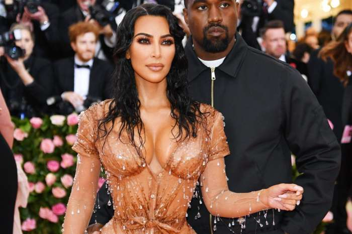 KUWK: Kanye And Kim Fight Over Her Met Gala Dress - He Says He's Not A Fan Of His Wife Showing Off Her Body!