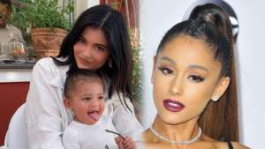 KUWK: Ariana Grande Wants To Sample Kylie Jenner's Viral 'Rise And Shine' Singing And She Agrees But On One Condition!
