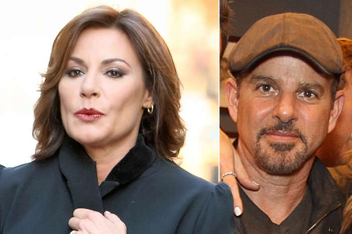 LuAnn De Lesseps Confirms She And Rich Super Are Dating Again A Year After Dumping Her!