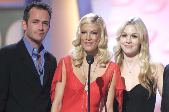 Tori Spelling Says She Can't Bring Herself To Watch That Riverdale Episode Dedicated To The Late Luke Perry