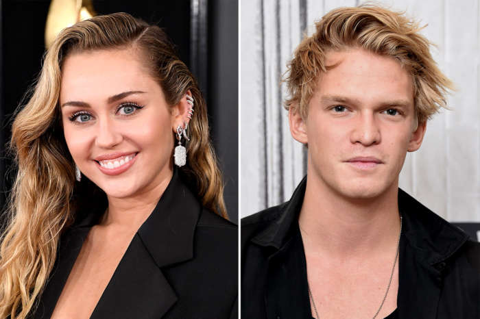 Cody Simpson Comes To GF Miley Cyrus' Defense After Backlash Over Comments Suggesting Women Can 'Turn' Gay Because Of 'Sucky Men!'