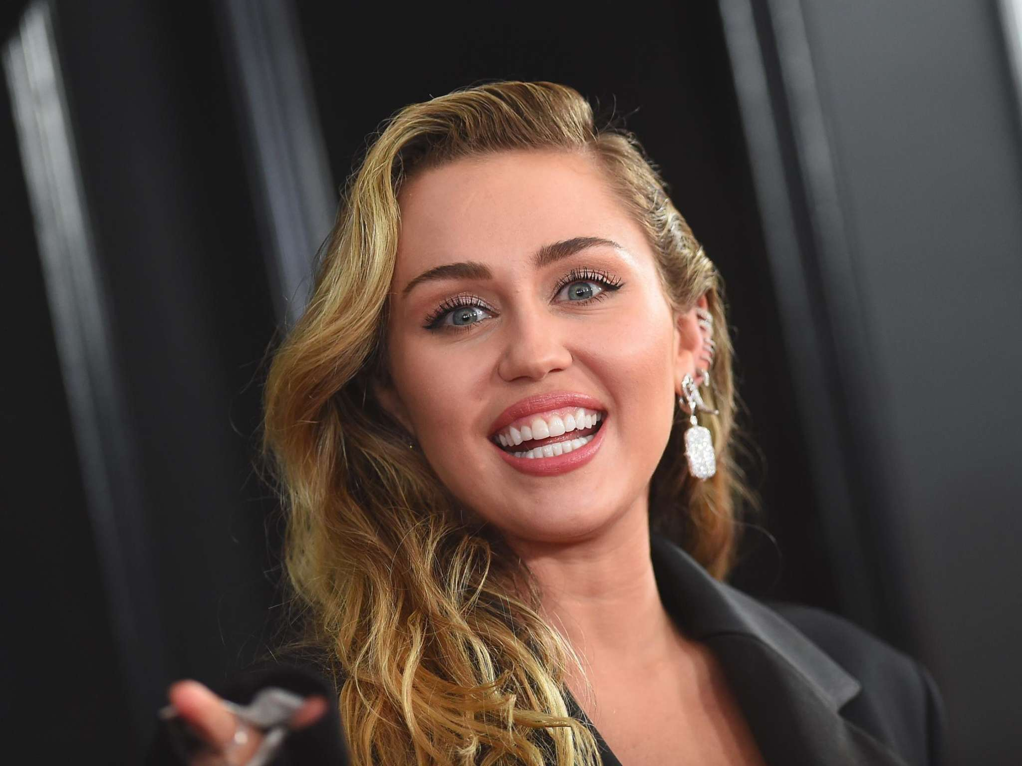 Miley Cyrus feeling 'inspired' in the studio after Kaitlynn Carter split