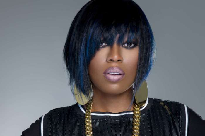 Tamar Braxton Poses With Missy Elliott And Fans Are In Awe