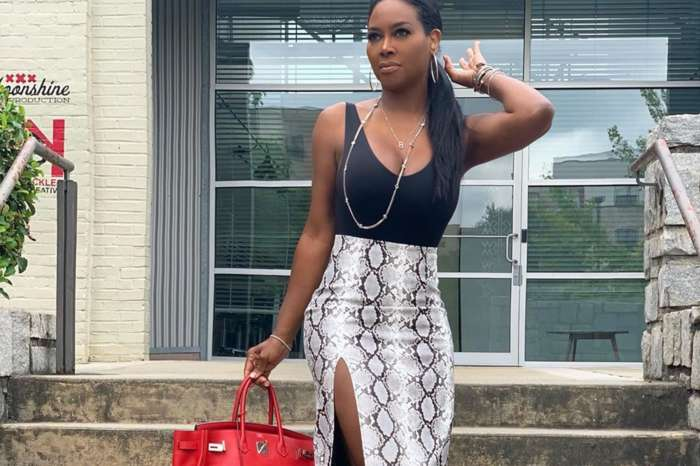 Kenya Moore's Latest Photo Has Fans Saying She's A Gorgeous Woman Inside And Out