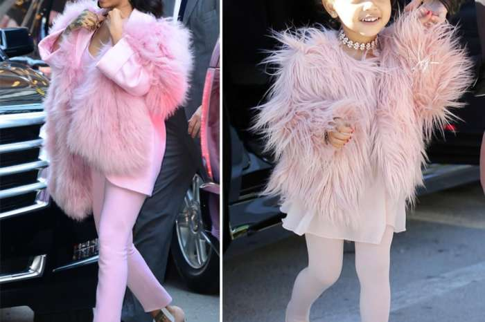 Kanye West Confesses He'd Dress Daughter North West To Try And Out Fashion Rihanna!