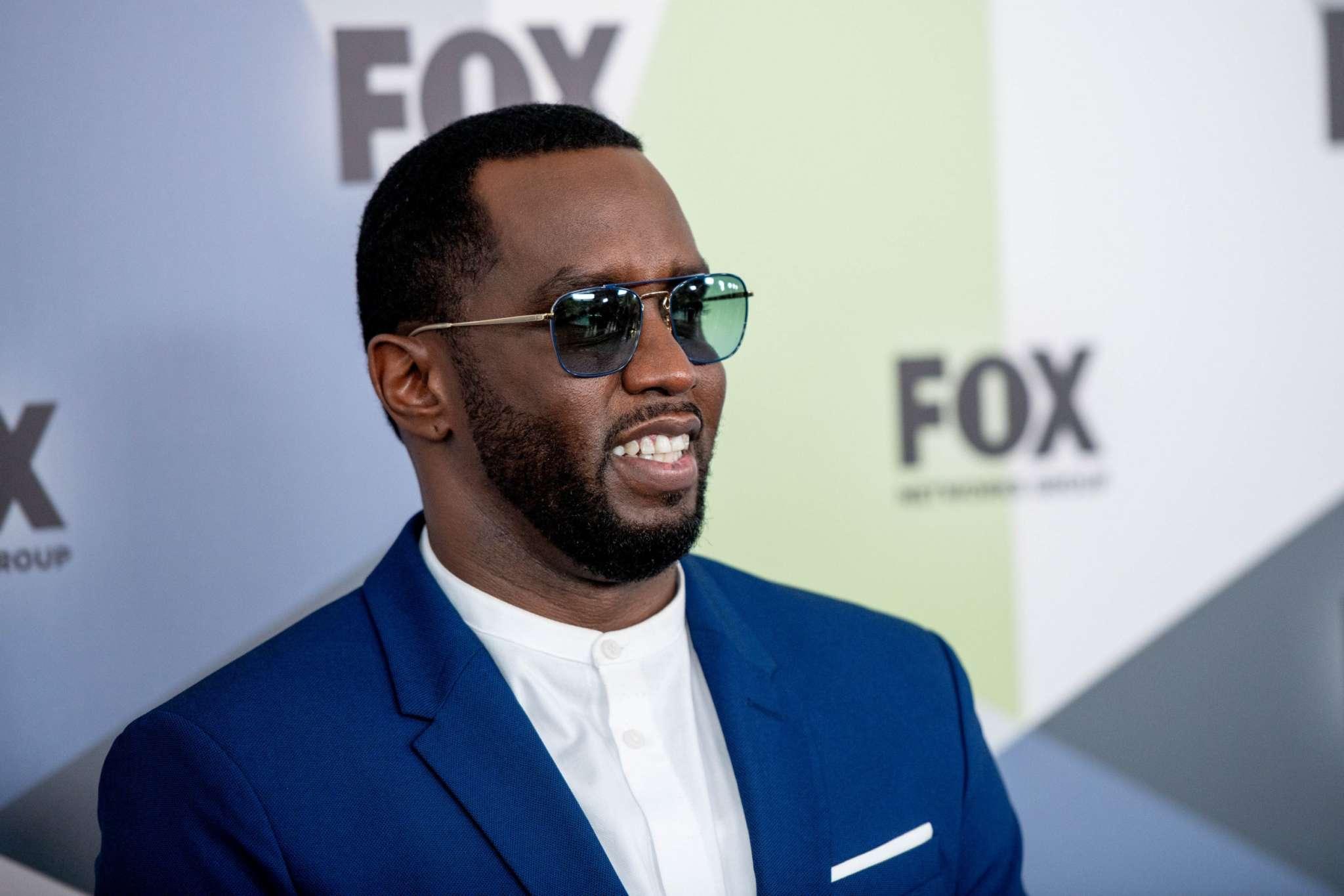 Diddy's Mystery Woman Speaks: 'He's single, I'm single - We're Friends