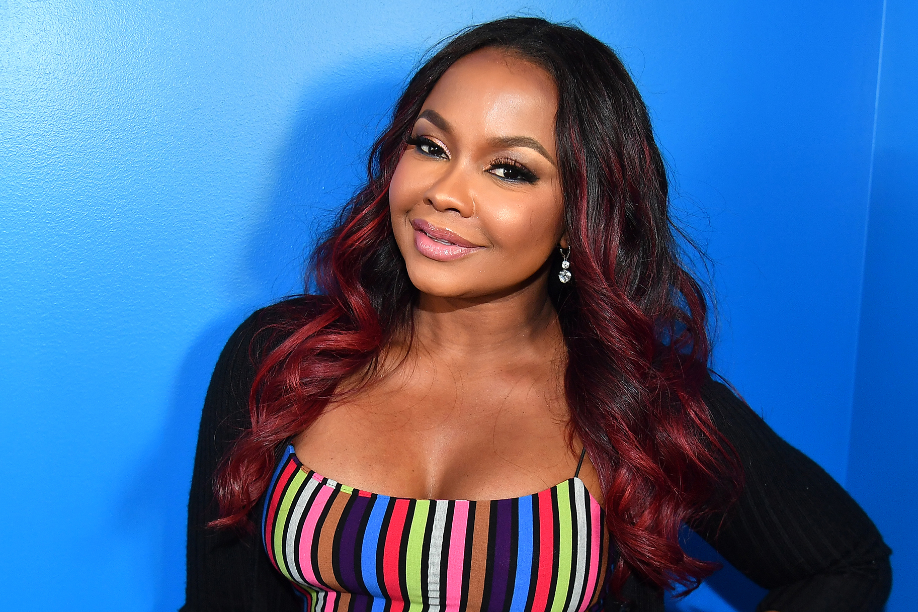 Phaedra Parks Talks About Empowering Others And Creating Opportunities.
