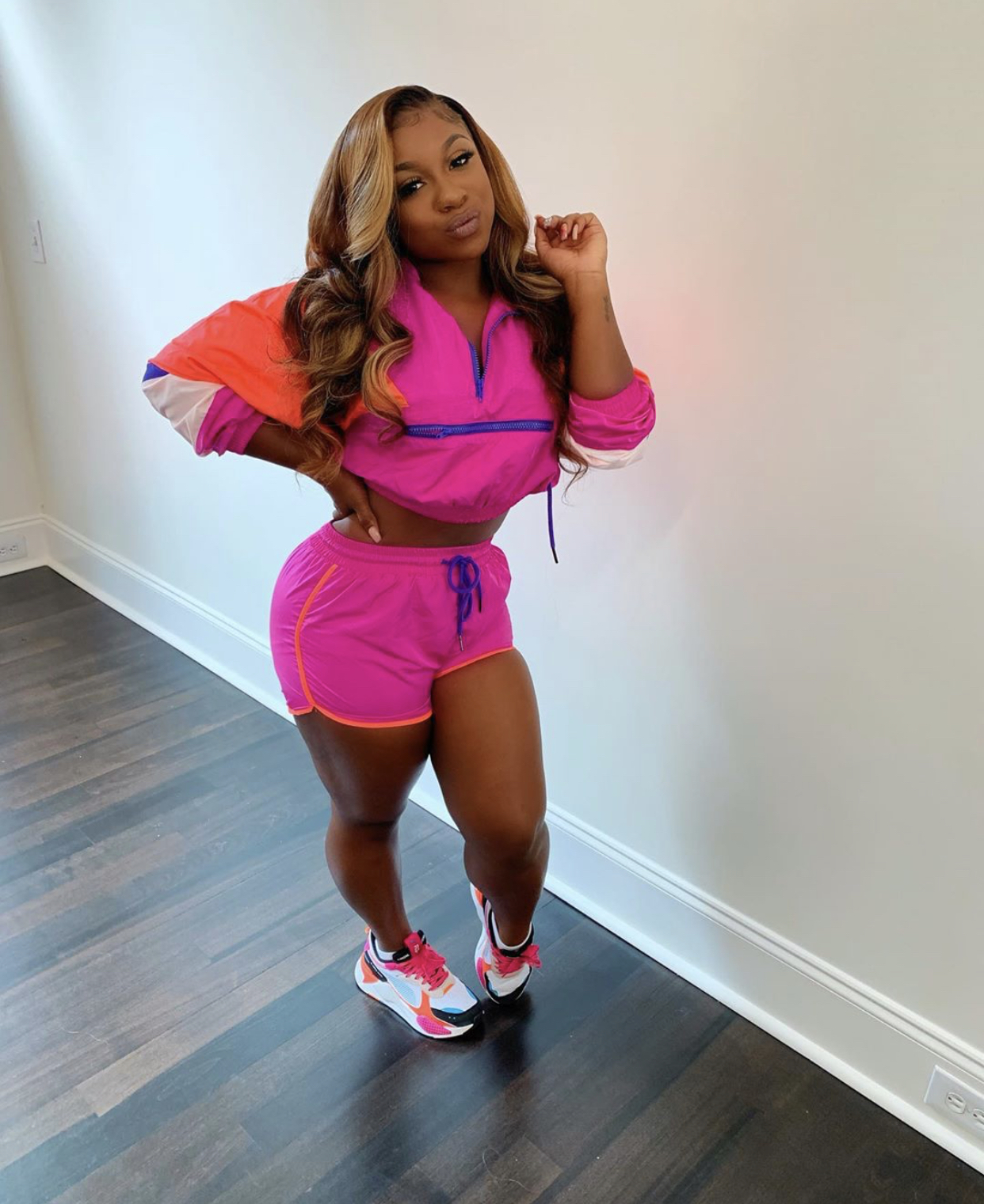 Toya Wright's Daughter, Reginae Carter Says She's Born A Leader