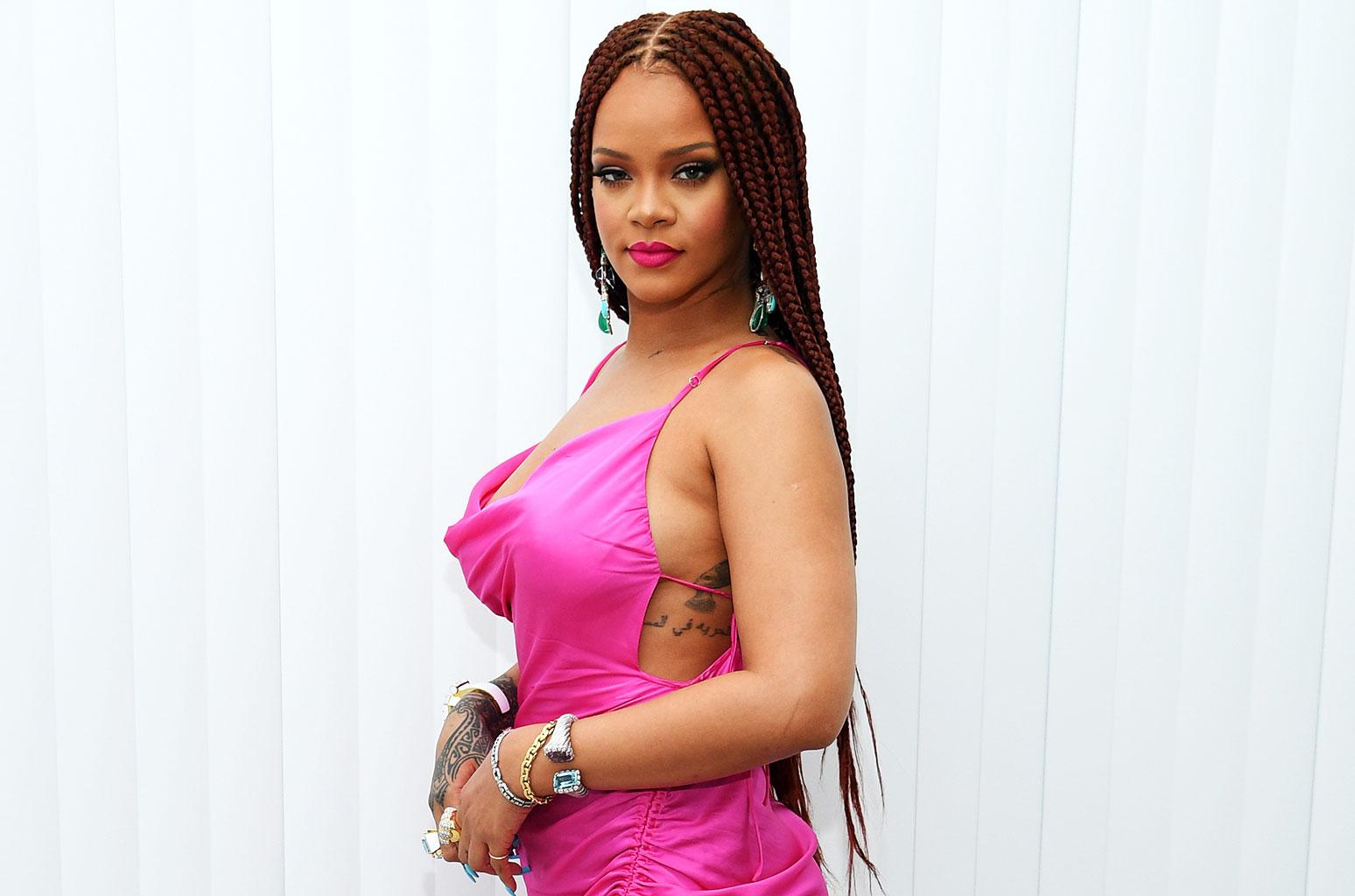 Rihanna Responds To Vogue's Anna Wintour's Question Regarding Baby Making