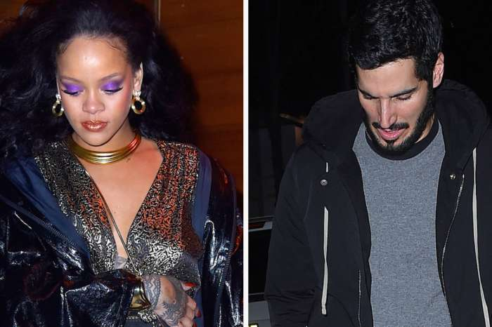 Rihanna Raves About Her Hassan Jameel Romance - Says She's 'So Happy' And That She Wants Babies 'Without A Doubt!'