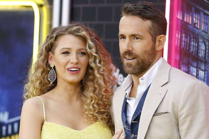 Ryan Reynolds And Blake Lively Show First Glimpse Of Their Third Baby Girl