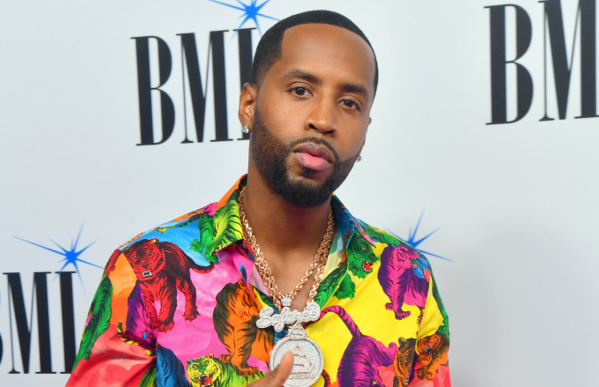 Safaree Gets Justice: Man Who Robbed Him Pleaded Guilty