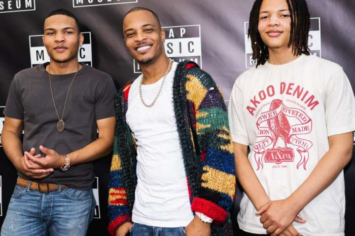 T.I. Supports His Son, Domani Harris And Shares His New Music