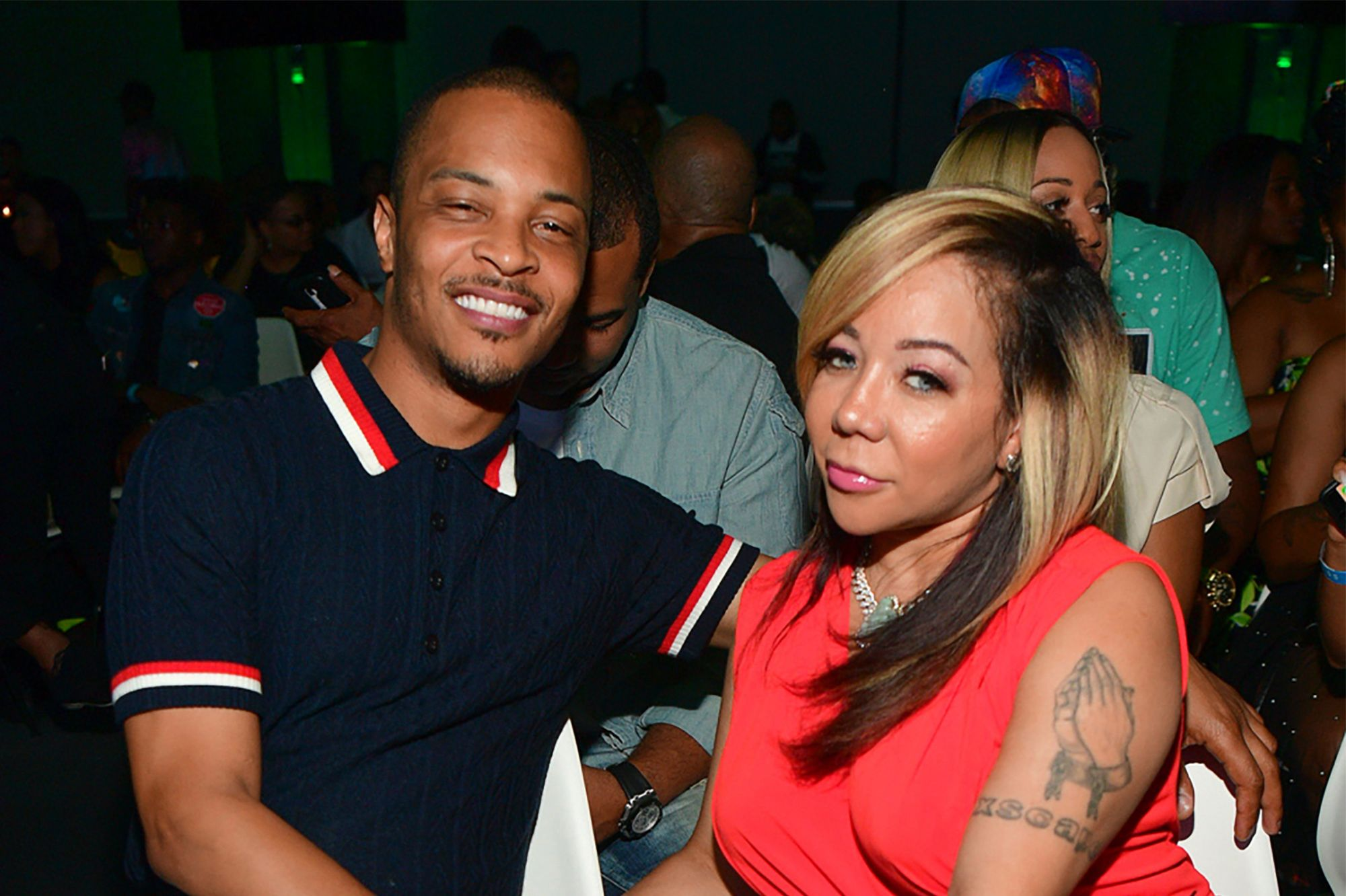 T.I. Addresses 'Who's Wearing The Pants In A Marriage' Subject With Tiny Harris And His Pal