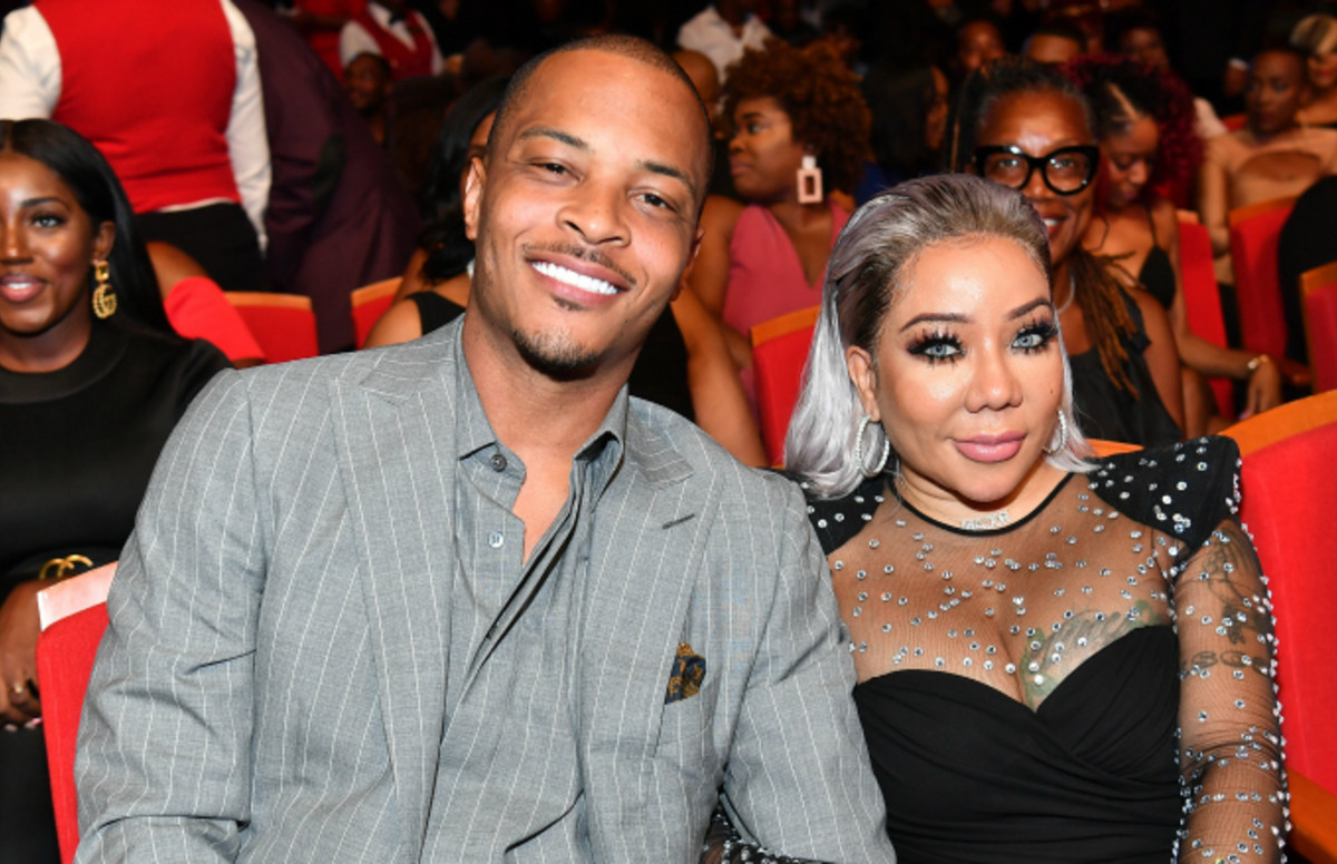 Tiny Harris Denied Hanging Out With Other Men Amidst Her And T.I.'s Separation