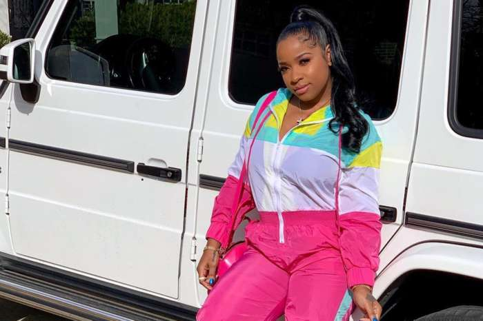 Toya Wright Talks About Her Imperfections And How She Learns To Embrace Them
