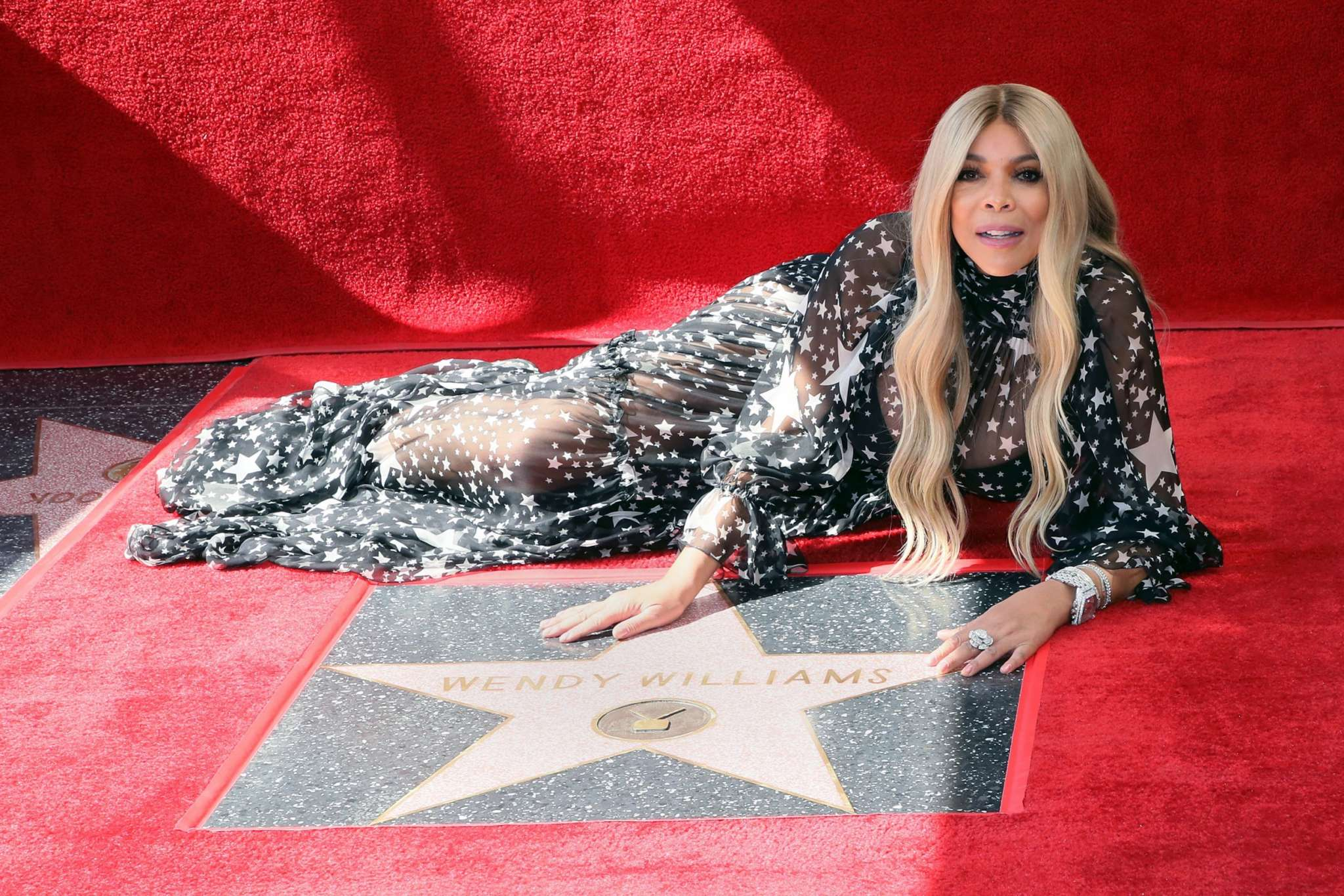 Wendy Williams Receives A Star On The Hollywood Walk Of Fame