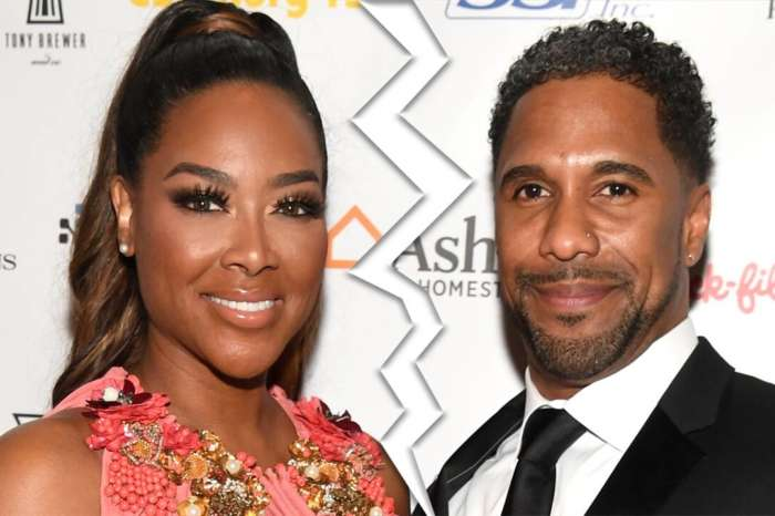 Kenya Moore's Latest Photo Has Fans Saying That Marc Daly Is 'Crazy' For Letting Her Go