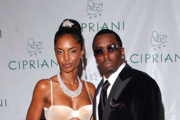Porsha Williams Comforts Diddy After He Posts A Video Of Late Kim Porter