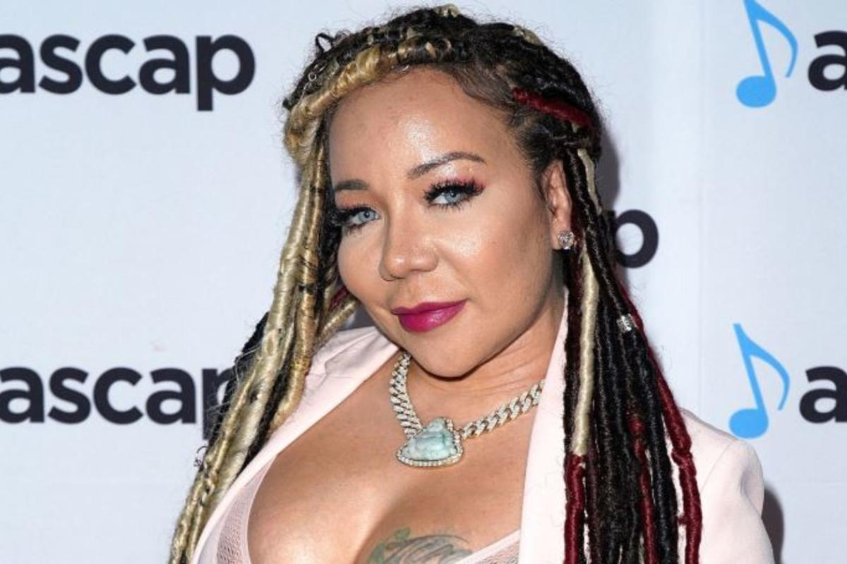 Tiny Harris Gushes Over Xscape Ladies Kandi Burruss And Tamika Scott - See These Throwback Pics