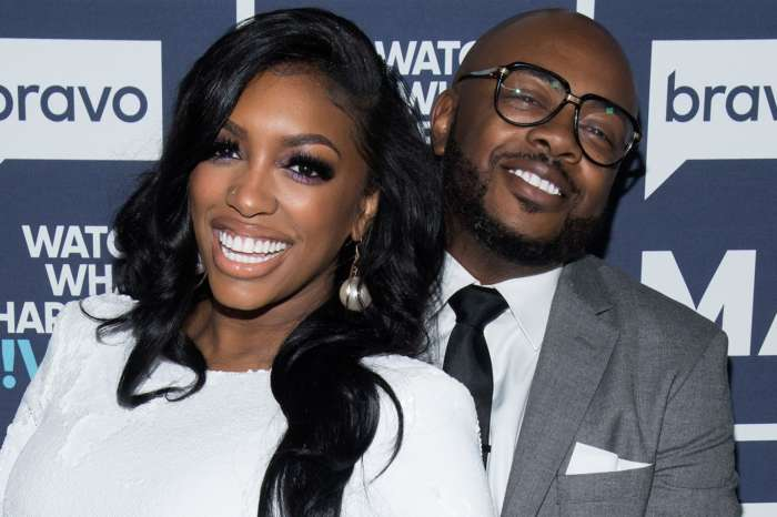 Porsha Williams' Baby Girl, Pilar Jhena Is 'Pouting' - See This Funny Family Photo