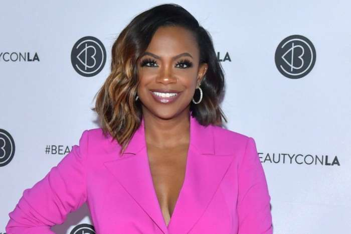 Kandi Burruss Offers An Important Tip To People Who Want To Get Into The Entertainment Business