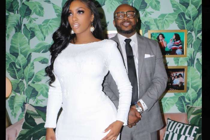 Porsha Williams Explains To Her Fans Why She Cannot Get A Family Pic With Dennis McKinley And Their Sweet Daughter PJ