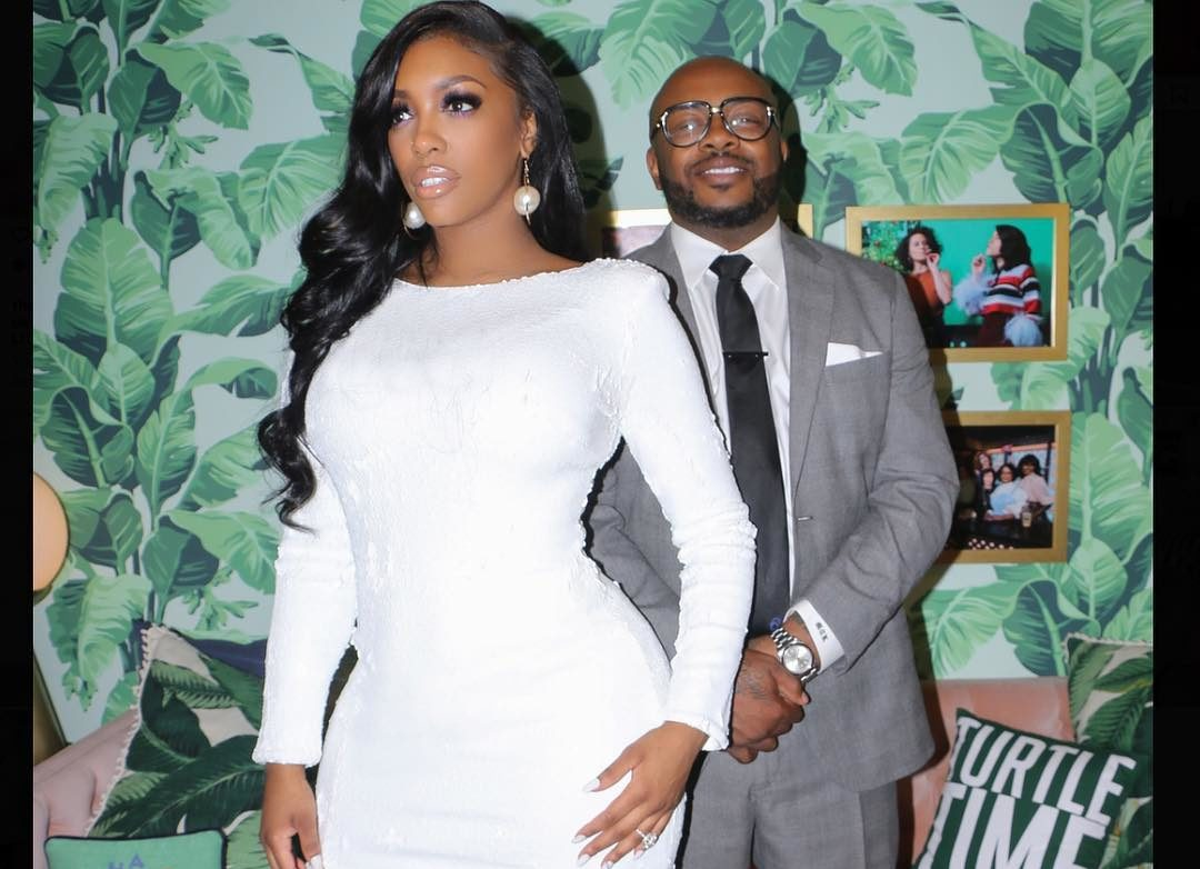 Porsha Williams Explains To Her Fans Why She Cannot Get A Family Pic swith Dennis McKinley And Their Sweet Daughter PJ
