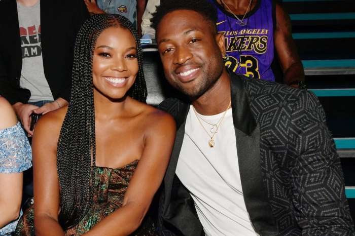 Dwyane Wade Shows Love To Gabrielle Union - She Was Not Asked To Return To 'America's Got Talent'
