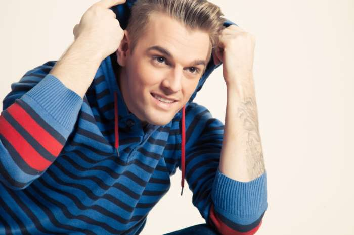 Aaron Carter Checked Into Hospital Following Extreme Weight Loss