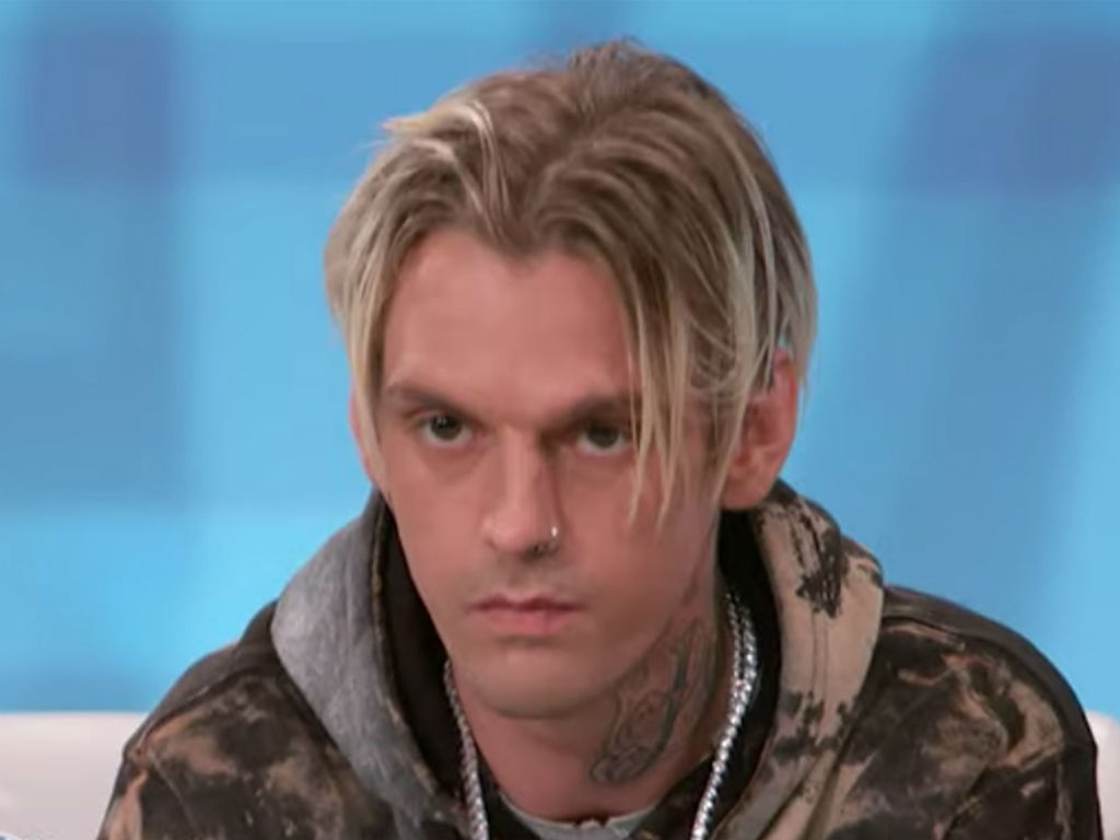 Aaron Carter Hospitalized Amid Ongoing Personal Drama