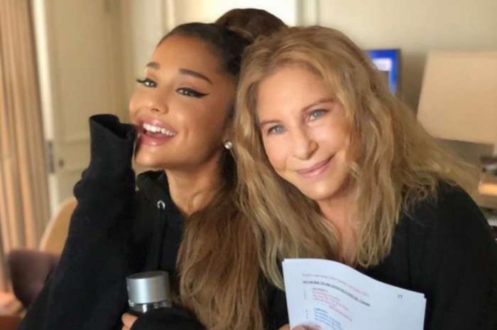 Barbra Streisand's And Ariana Grande's Friendship Will Warm Your Heart