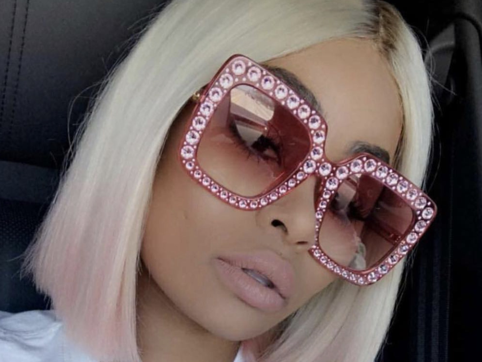 Blac Chyna Is Getting Ready For The Holiday Season - Her Skincare Line Will Have You Glowing For New Year's Eve