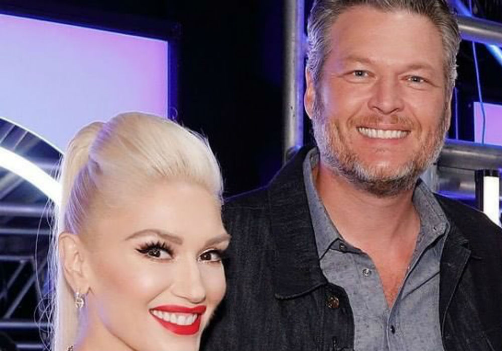 Blake Shelton And Gwen Stefani Share Their Plans For A Big Family Thanksgiving In Oklahoma