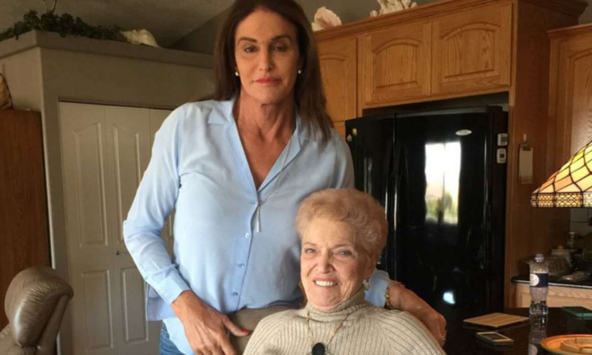Caitlyn Jenner and Esther