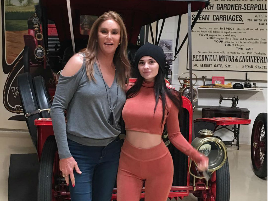 Kylie Jenner spends $400,000 a month on security, her dad Caitlyn claims