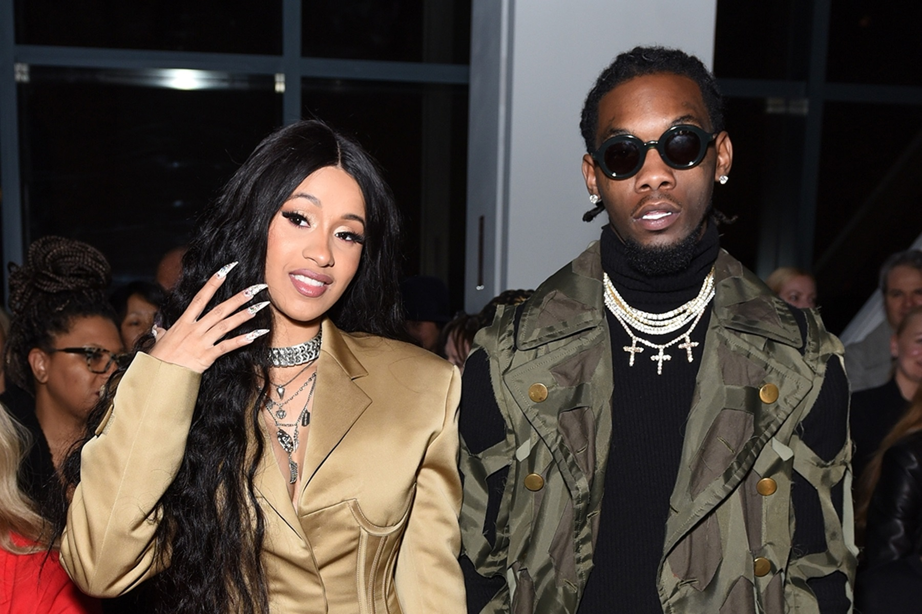 Cardi B Writes Lewd Comment For Offset After He Shared