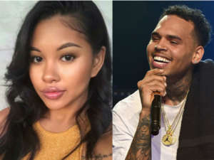 Chris Brown Welcomes Son With Ex-Girlfriend Ammika Harris