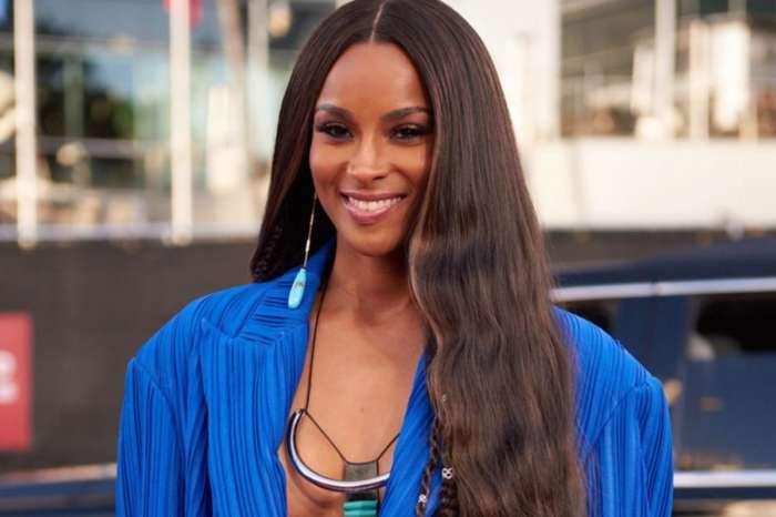 Ciara Was Beautiful In Blue Balmain As American Music Awards Host