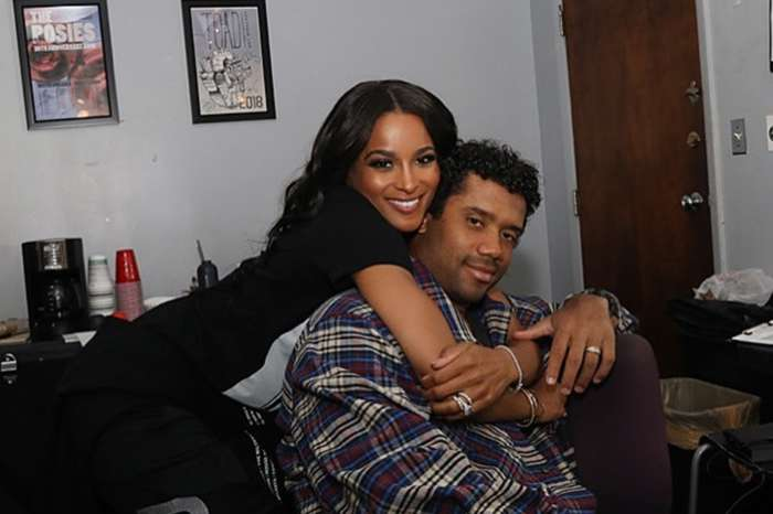 Ciara Is One Lucky Lady, Fans Say -- She Gets This Sweet Message From Her Husband, Russell Wilson, On His Birthday