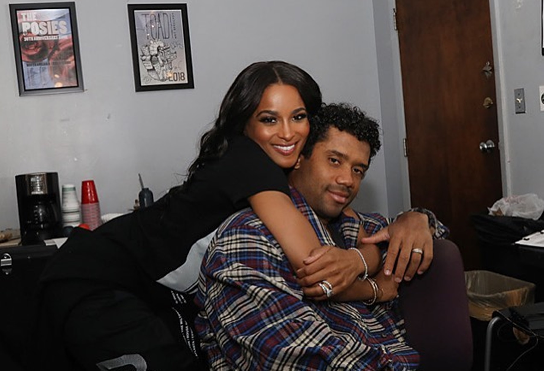 Ciara Russell Wilson Family Love Appreciation