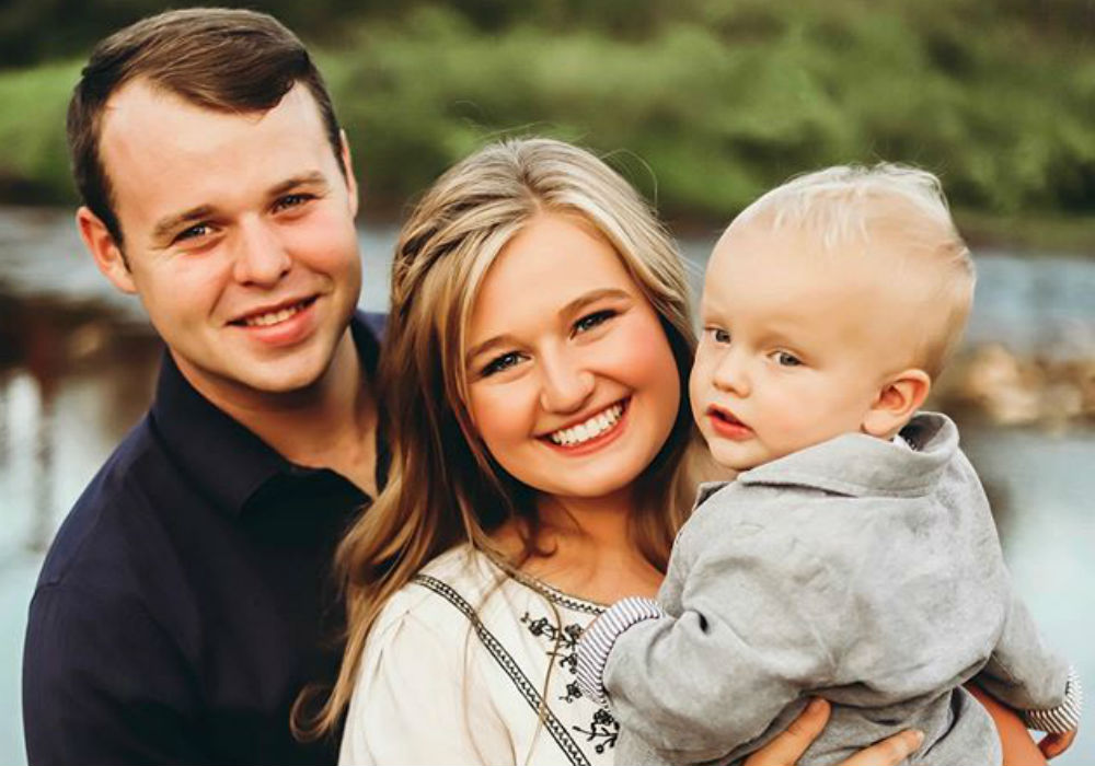 Counting On - Joe Duggar And Kendra Caldwell Welcome Baby Number Two