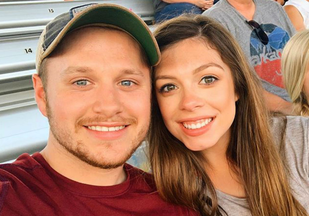 Counting On - Lauren Swanson Gives Birth To Her & Josiah Duggar's First Child After Heartbreaking Miscarriage