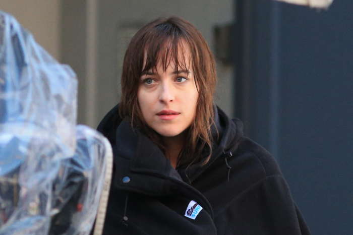 Dakota Johnson Dishes On Shia LaBeouf's Arrest In July 2017
