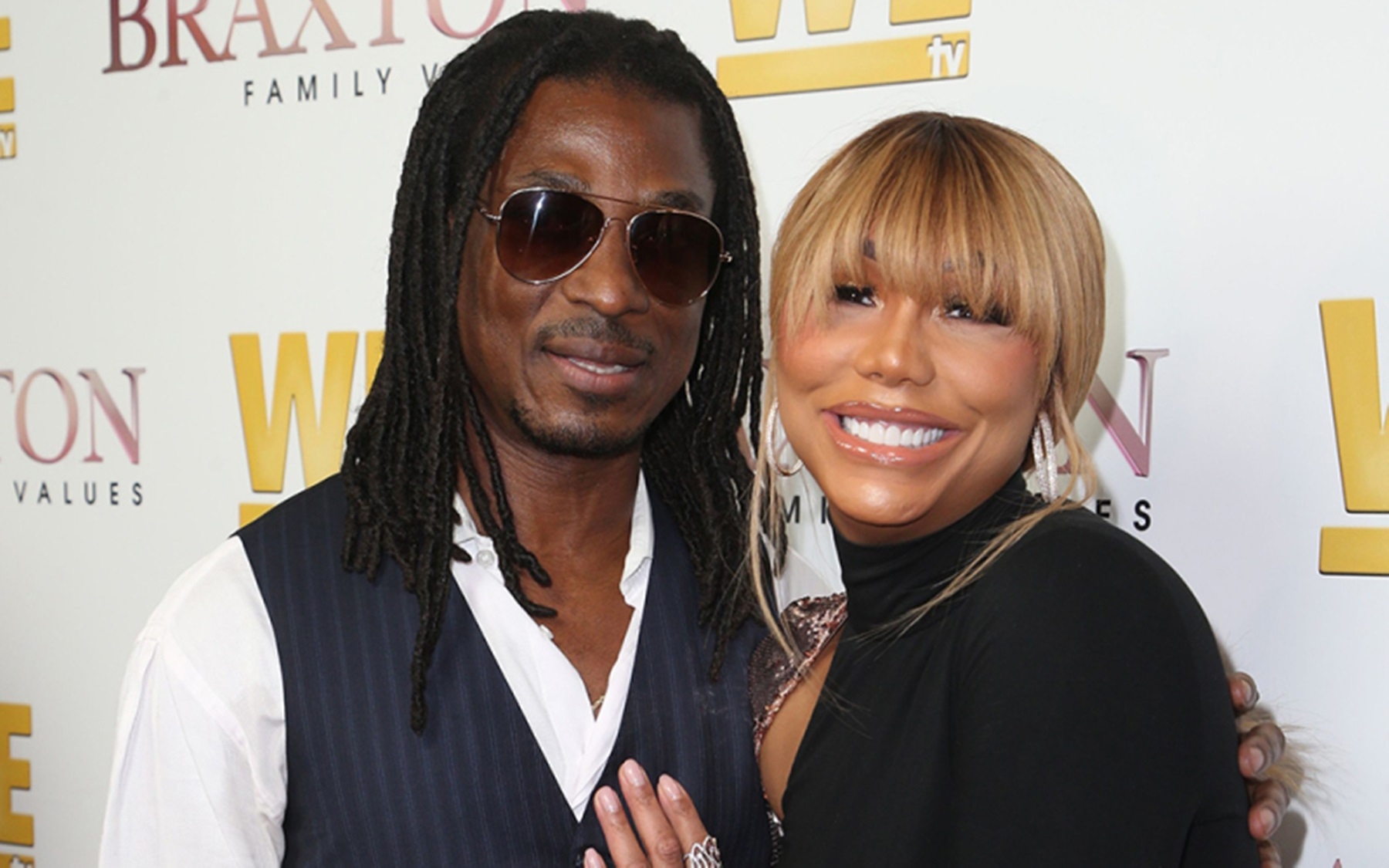 Image result for tamar braxton david adefeso