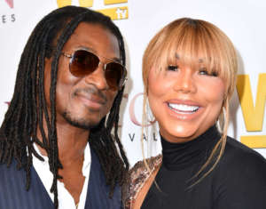 Tamar Braxton's Boyfriend Shares Video Of The Couple Packing The PDA - She 'Can't Get Enough Of This Sugar!'